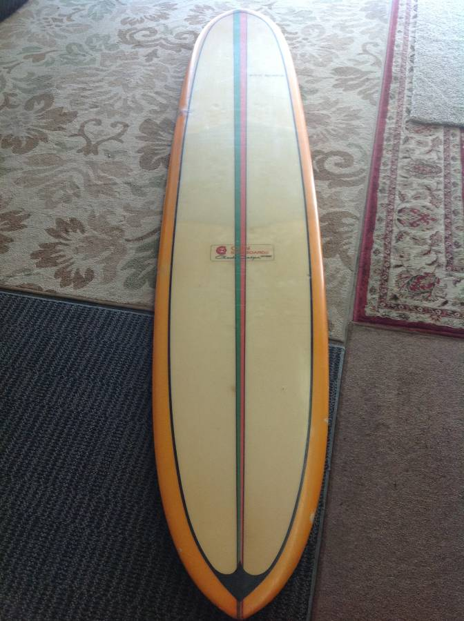 Con Surfboards CC Rider Pintail Lightweight3