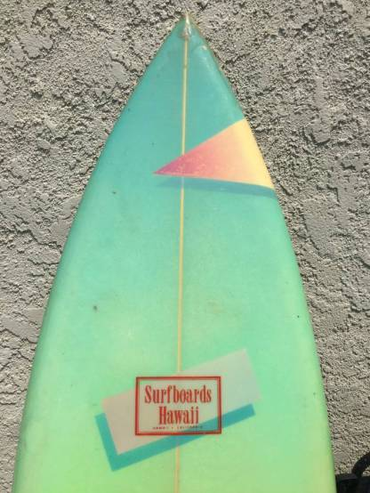 Surfboards Hawaii Mike Slingerland Shortboards4