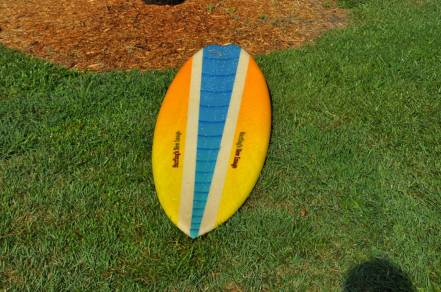 Surfing's New Image Rick Hamon 80s Single Fin3