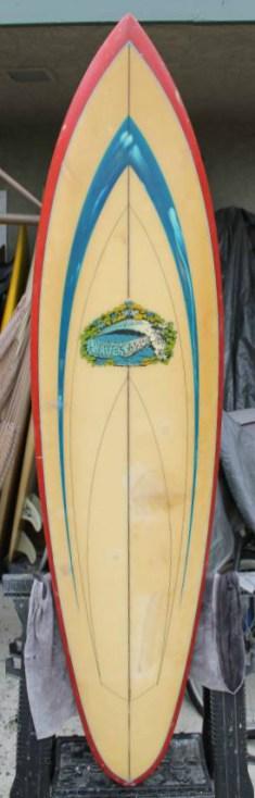 Vintage Wave Tools Surfboard 1