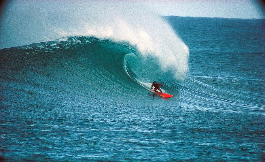 Rick Surfboards Part II: Barry Kanaiaupuni Model Pintail (A Shred Sledz Deep Dive)