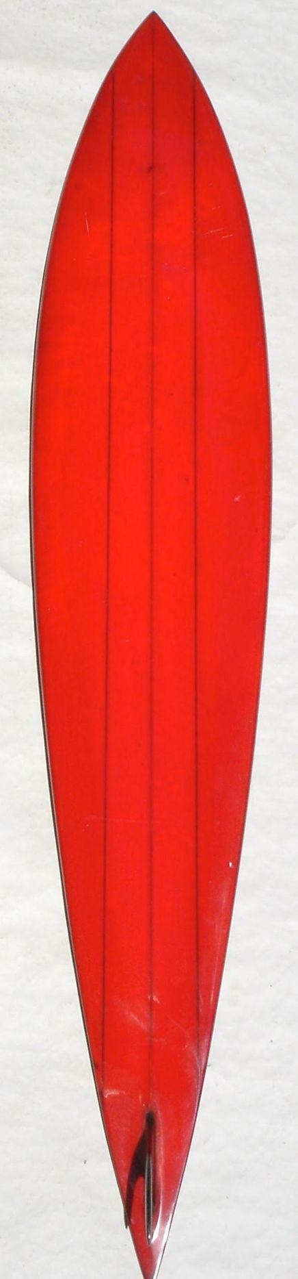 Rick Surfboards Barry Kanaiaupuni Personal Rider Randy Rarick 1