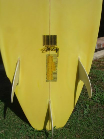 Eighties Stussy Boards QZ:3 Thruster 2