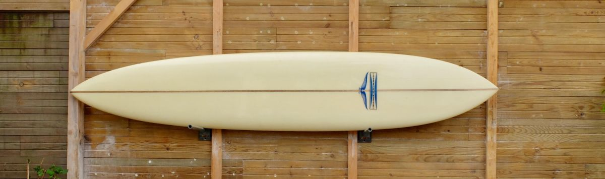 Happy Frye-day: 1984 Gordon & Smith Skip Frye Pintail