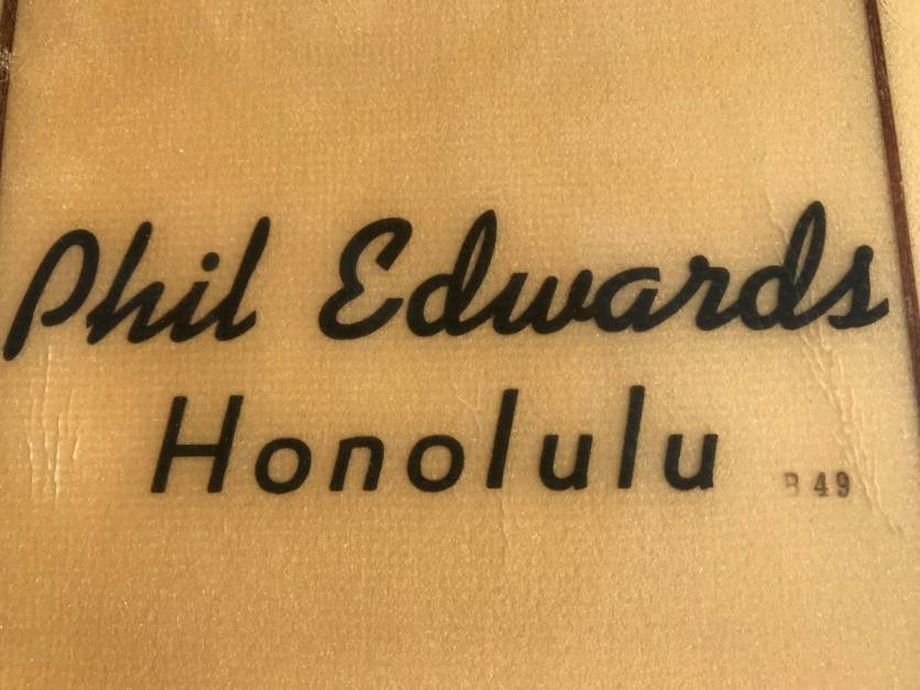 Phil Edwards Honolulu B 49