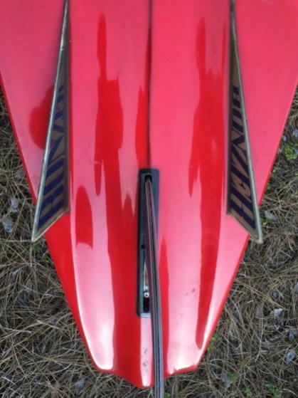 Bing Bonzer Surfboard Tail