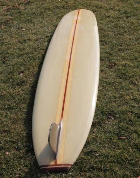 Vintage Greg Noll Longboard 12