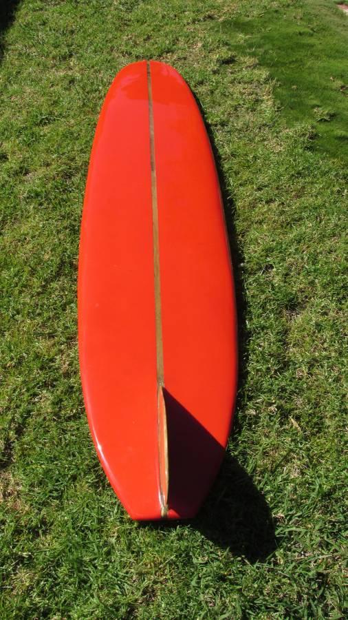 Ole Longboard 1960s 8'6 4