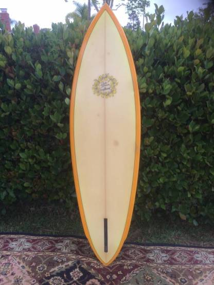 Dick Brewer Seventies Single Fin 1