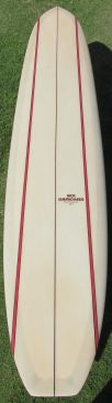 Rick Barry Kanaiaupuni Model Longboard Restored