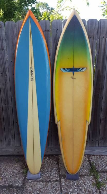 Sunset Surfboards Shrosbree 6