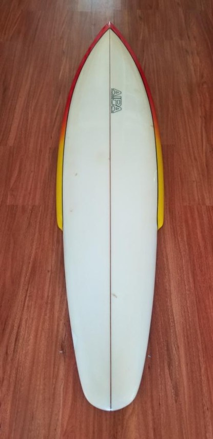 Aipa Sting Surfing's New Image Restored 2