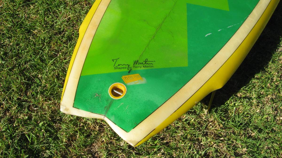 Hobie Terry Martin Twin Fin