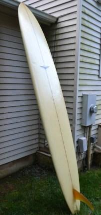 G&S Skip Frye Longboard Side