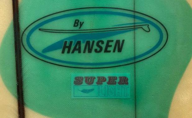 Another Grab Bag: Hansen Superlight, Windansea Single Fin, Unusual Takayamas & More