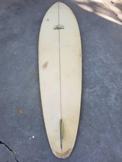 Haut Mark Angell Surfboards Seventies Single Fin 2