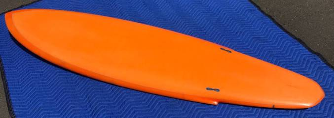 Vintage Infinity Surfboards Single Fin