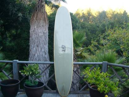 Greg Liddle Longboard 1