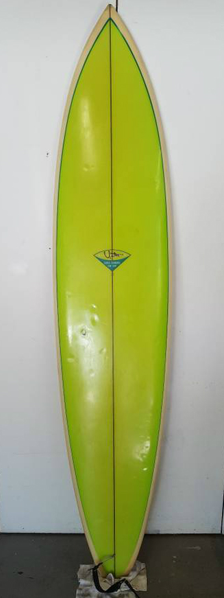 Seventies Yater Single Fin Deck