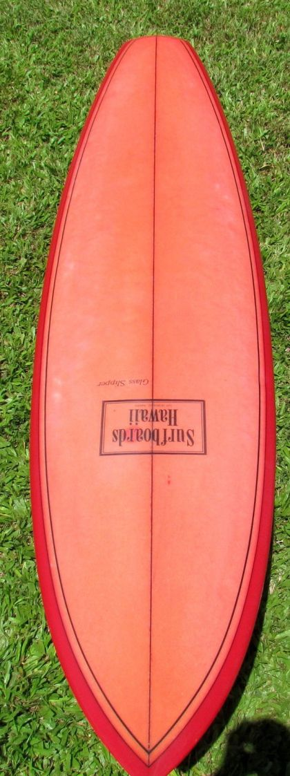Surfboards Hawaii Glass Slipper Model 3