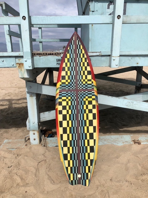 Some Like it Hot: Tim Phares Surfboards