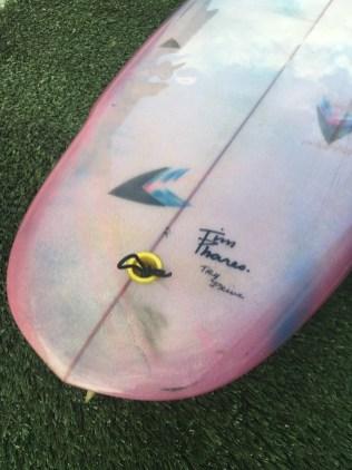 Tim Phares Surfboards Thruster 8