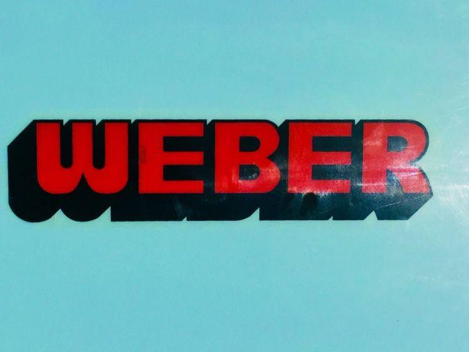 Weber Single Fin 1