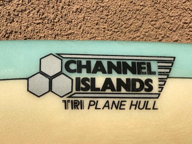 Channel Islands Al Merrick Tri Plane Hull