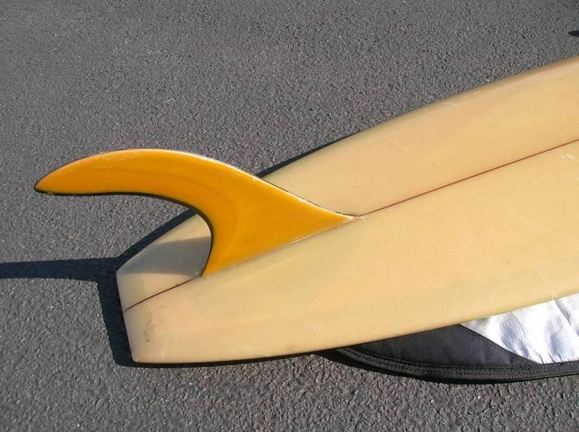 Doug Haut 1966 Longboard 2