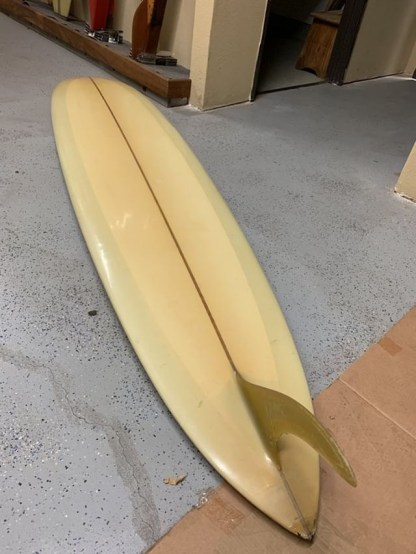 Jacobs Surfboards Donald Takayama Hawaii Model 1