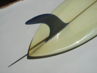 Jacobs Surfboards Donald Takayama Hawaii Model 1968 8'6 1