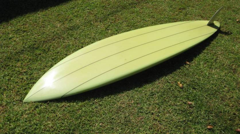 Phil Becker Single Fin 5
