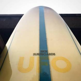 Rick Surfboards UFO Model Nose