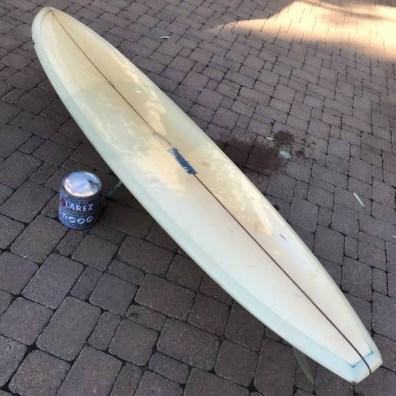Channin Diffenderfer Surfboard Hull 8'3_ 1