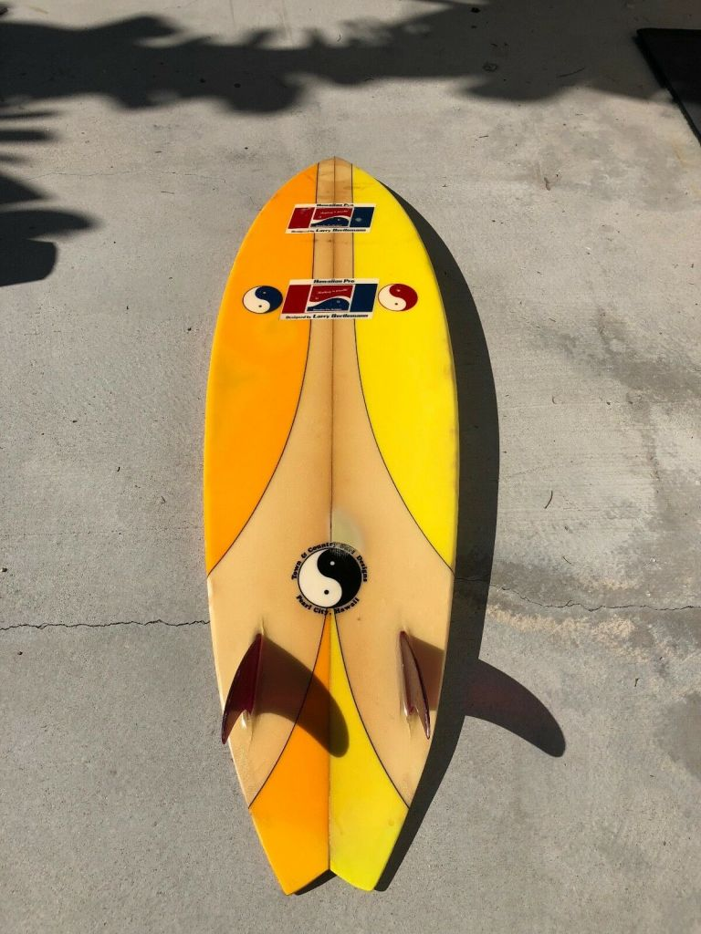 Hawaiian Pro Designs Larry Bertlemann Surfboard 1