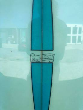 Vintage McCoy Surfboards Barry Kanaiaupuni Model 4