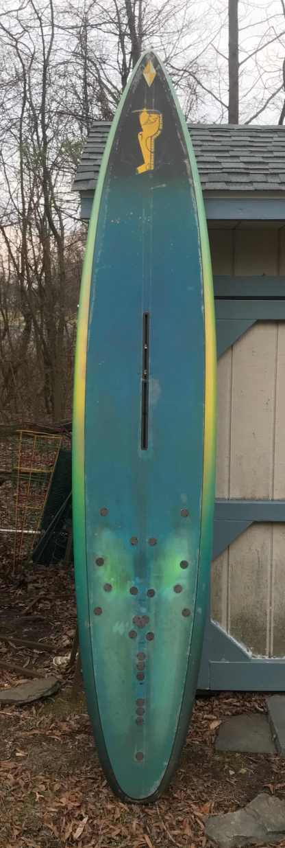 Bob Duncan Wilderness Surfboards George Greenough Designs Sailboard 1980s : 1990s 9'6 3