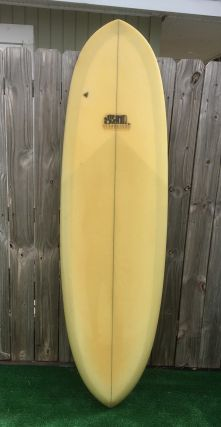 Clearlight Surfboards Jim Overlin