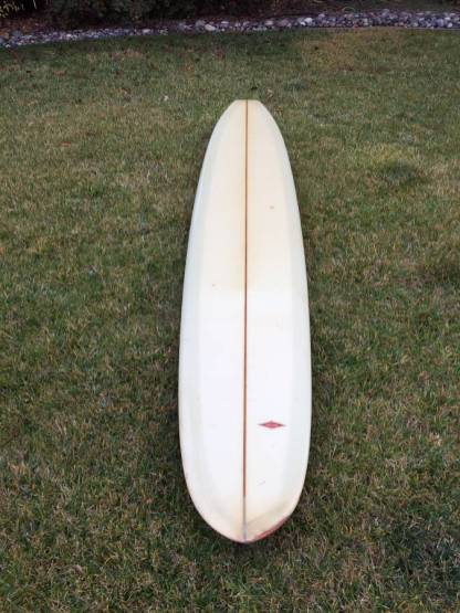 Jacobs Surfboards Step Deck 10