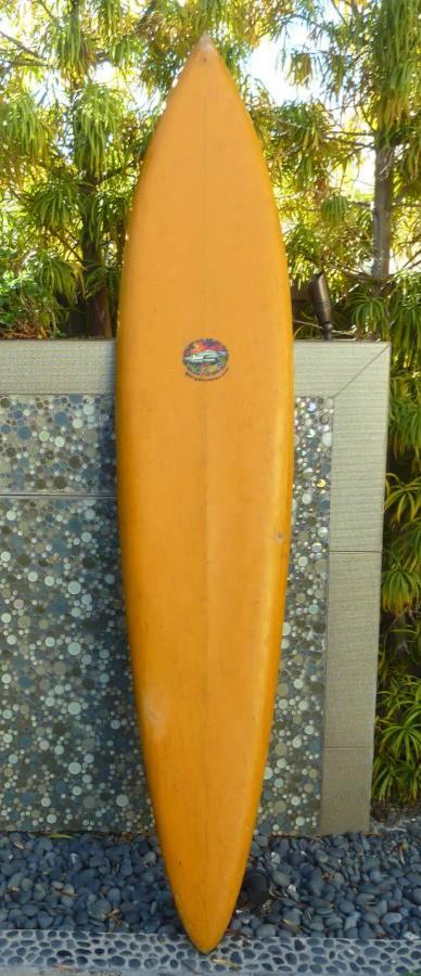Rick Rasmussen Surfboard