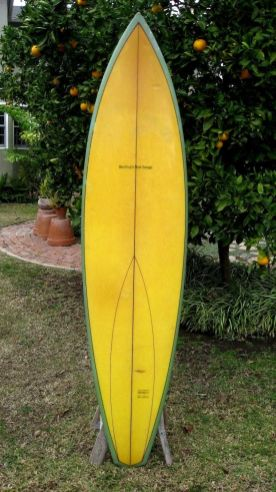 Surfing's New Image Surfboard Donald Takayama Dru Harrison 1