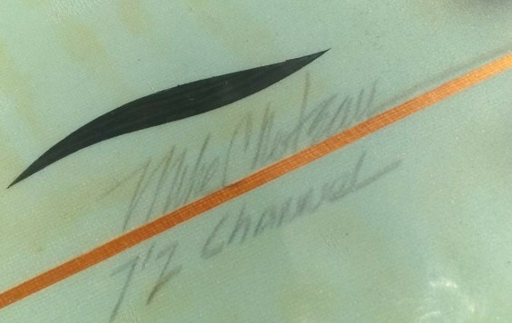 Straight Up Mike Croteau Signature