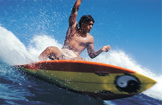 Dane Kealoha Surfboard by Glenn Minami