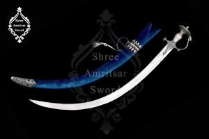 Silver Golia Sword