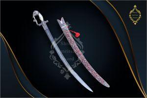 Elephant Design Silver Sword