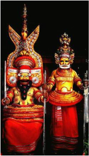 Lord Muthappan Shree Muthappan Seva Samaj Ulhasnagar 4