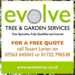 Stuart Larter Evolve Tree and Garden Services