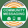 community messaging logo