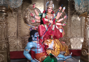 Vijaya Dasami and Dassera