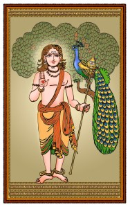 Kandar Anubhuti — The Great Work of Saint Arunagiri on Lord Muruga